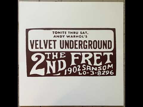 velvet underground - sweet jane (live at the 2nd fret)