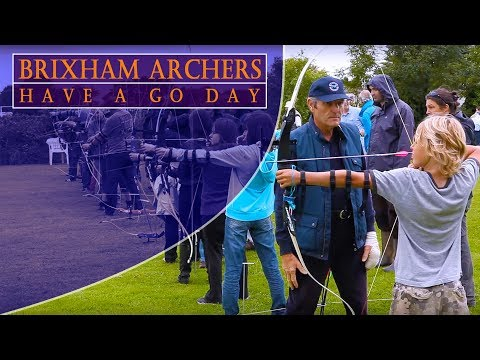 Archery Club: Brixham Archers - Have-a-go day - August 2012