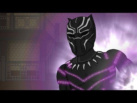 "Black Panther Parody | ""Kinetic Energy"""
