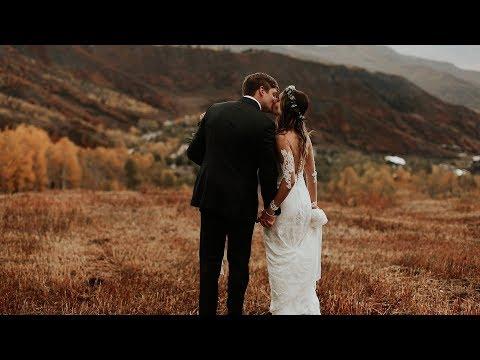 Emotional Wedding in the Rocky Mountains | Aspen Colorado Wedding Video