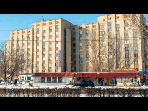 Зима в Уральске (Winter In Uralsk)