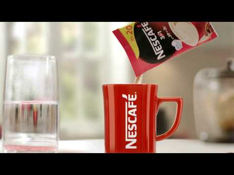 NESCAFÉ NEW TVC - The Perfect Cup