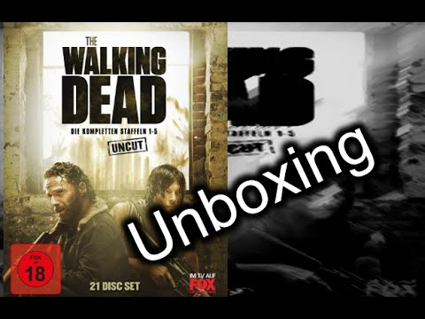 Walking Dead Staffel 1-5