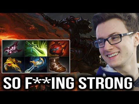 Miracle- Crazy Juke and Too Strong Chaos Knight Carry [2 Games] Dota 2