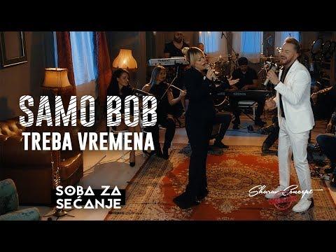 SAMO BOB I SLADJA ALLEGRO - TREBA VREMENA (Official Live Video 2019)
