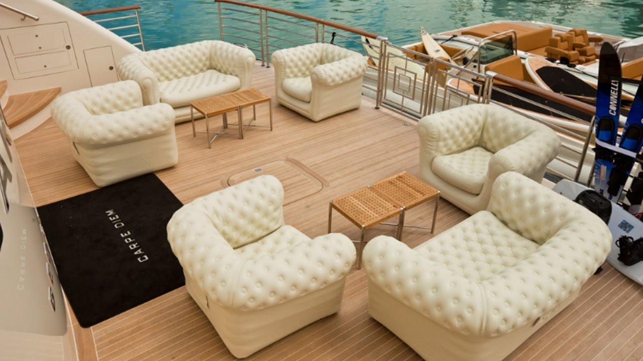 noleggio divano gonfiabile per eventi youtube