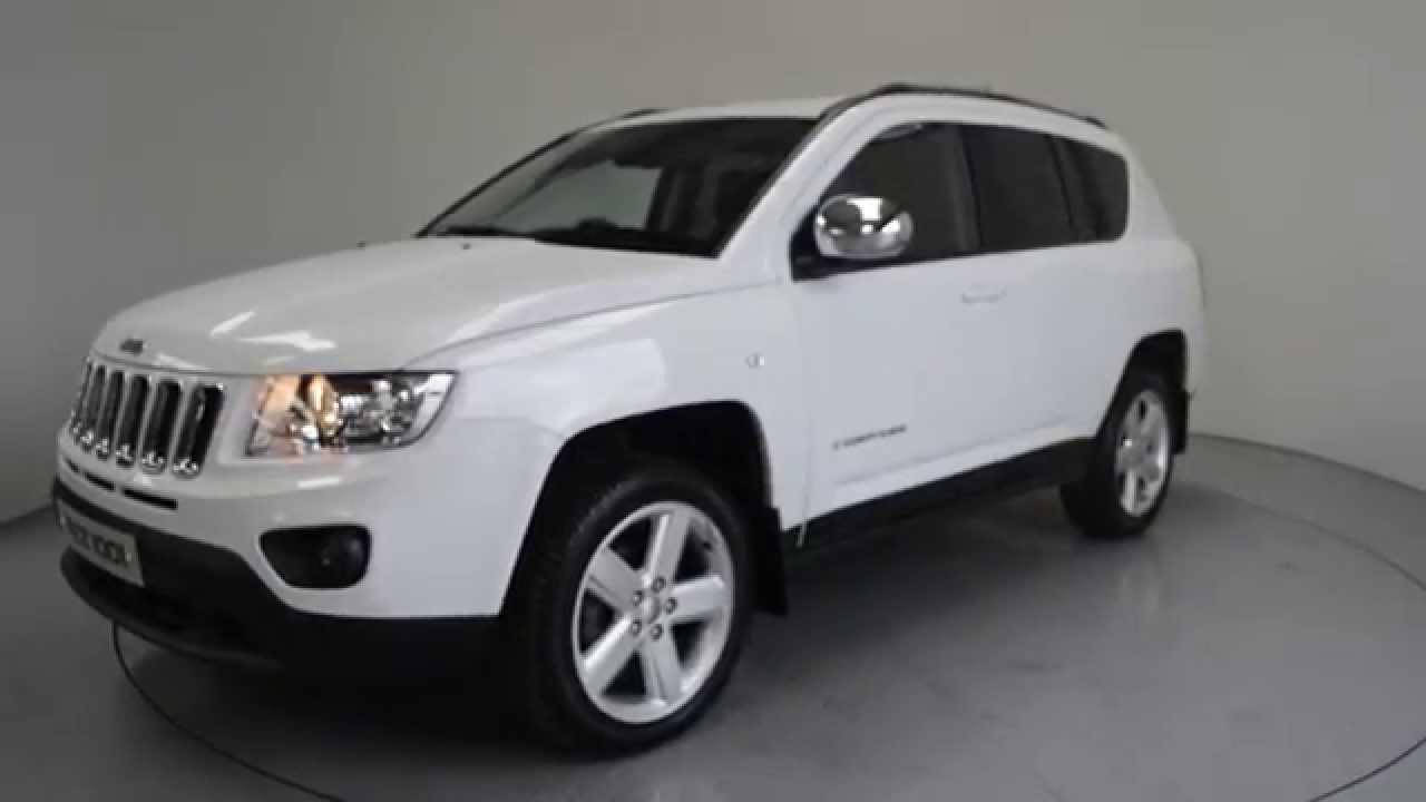 Used 2012 Jeep Compass | Jeep NI | Shelbourne Motors NI ...