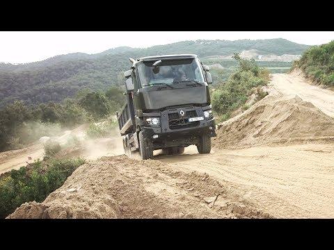 Construction Days 2013 - Renault Trucks