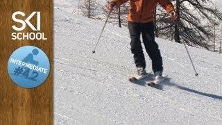 Video Intermediate Ski Lesson #4.2 - Edging download MP3, 3GP, MP4, WEBM, AVI, FLV Agustus 2017