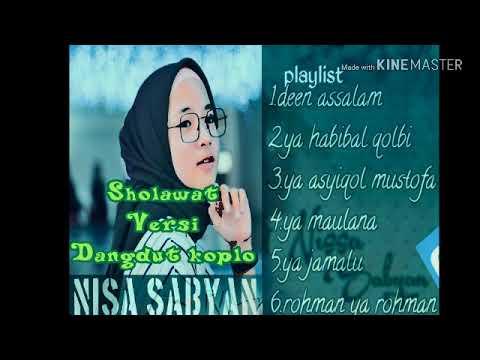 Sholawat versi Dangdut Koplo.!! NISA SABYAN