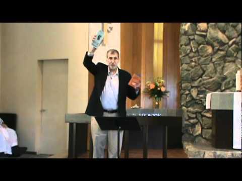 "Rich Robinson presents ""Jewish Roots of Pentecost"" :: Bethany Lutheran Church, Menlo Park, CA"