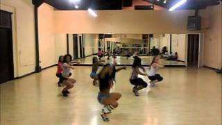 "Ana Ogbueze - ""Back That Thang Up"" - Juvenile - Twerk Class @ StudioRUSH"