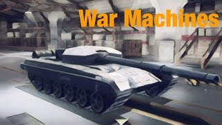 war Machines Обзор