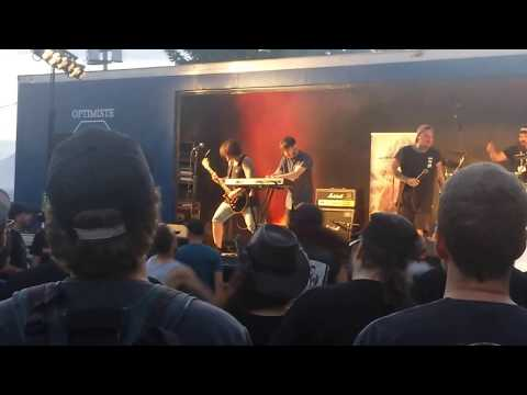 A Thousand Years - Carried Away  - Festival l'Underground de Waterloo, QC.