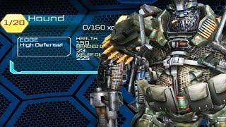 Transformers: Age of Extinction - Unlocking Hound