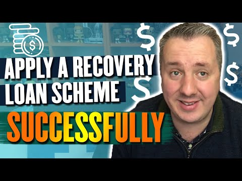 How To Successfully Apply For A Recovery Loan Scheme