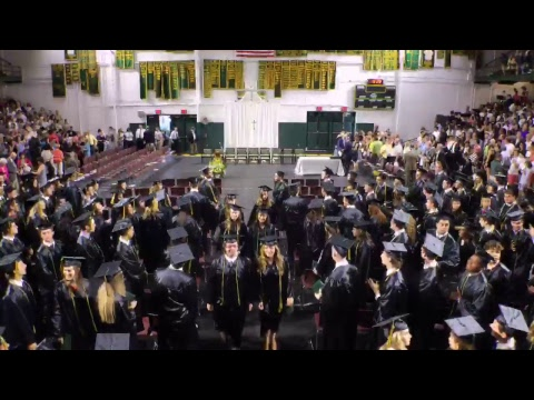 Allentown Central Catholic High School 2017 Graduation