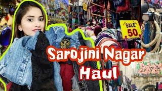 Sarojini Nagar Shopping Haul + Guide ????