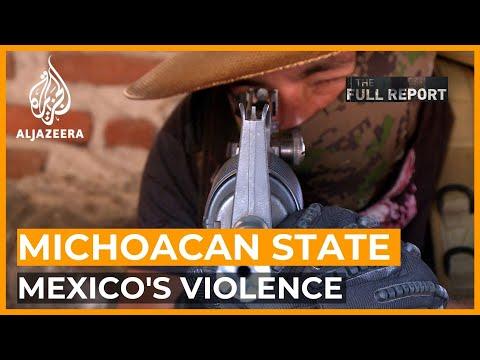 Living in Mexico's kill zone   The Full Report