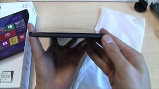 ARCHOS 80 Cesium $60 Windows Tablet Unboxing