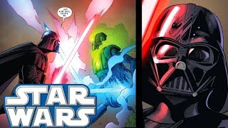 How a Jedi Called Darth Vader a FAKE Sith (CANON) - Explain Star Wars