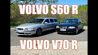 Használtteszt: Volvo S60 R és V70 R - Ez nem anyukád Volvója