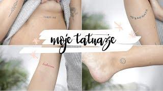 wszystko o moich tatuażach! part II