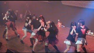 6月8日、アリス十番が新曲「Fusion☆Girl」を、秋葉原の常設劇場「P.A.R....