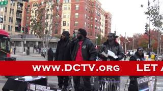 BLACK PEOPLE are STILL SHOCKED that RACISM EXISTS - ISUPK Washington DC