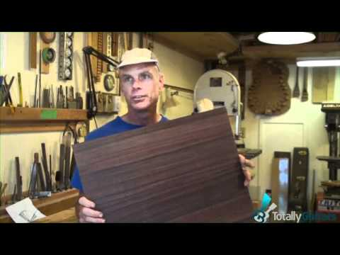 Mark Blanchard, Luthier - Indian Rosewood