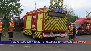 Yvelines | Les pompiers des Yvelines à la recherche de nouvelles innovations