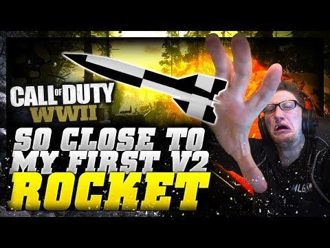SOOO Close to the V2 Rocket
