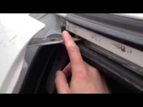 Door Panel Removal Door Or Window Repairs Mercury Vil