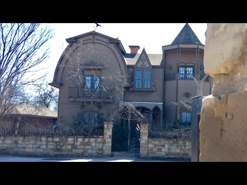 TDW 1691 - The Real Life Munster Mansion !