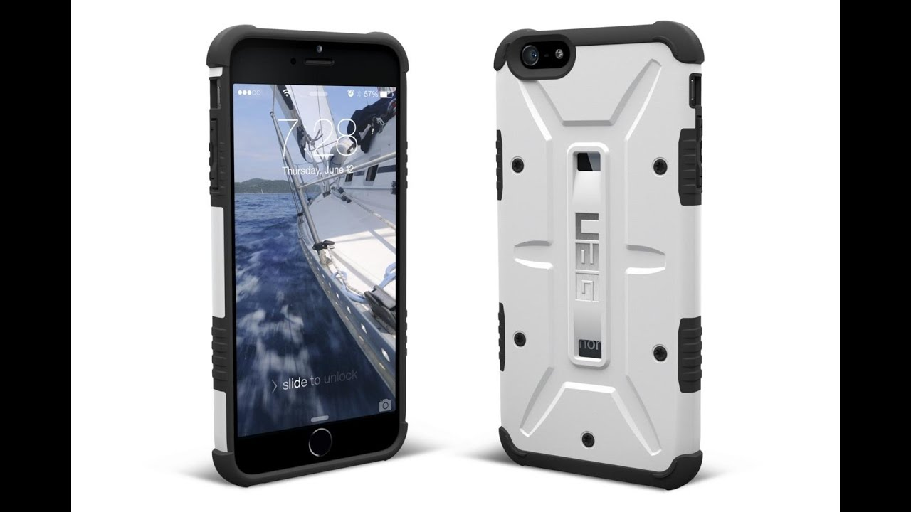 coque antichoc iphone 6 uag