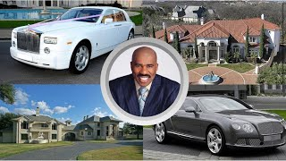 Steve Harvey Net Worth, Lifestyle, Biography, House and Cars 2019