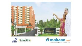 Saket Pranaam, A S  Rao Nagar, Secunderabad   Residential Apartments