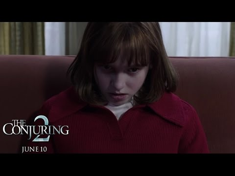 The Conjuring 2 - Strange Happenings in Enfield Featurette [HD]