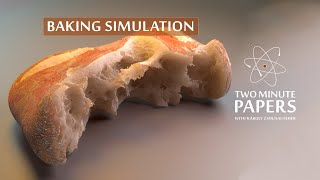 Baking And Melting Chocolate Simulations Are Now Possible!