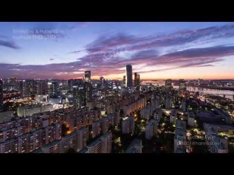 Timelapse - Night Of SEOUL 2015