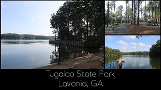 Tugaloo State Park Campground  Lavonia, GA