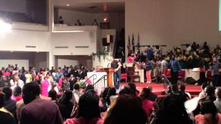 "Nathaniel Green Praise Break ""Jump and Wave"""