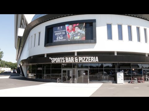 Sports Bar & Pizzeria Coming Soon…