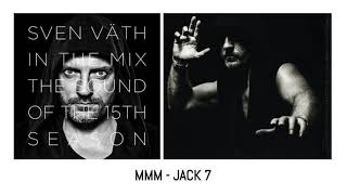 MMM   JACK 7 Sven Väth – In The Mix - The Sound Of The 15th Season