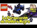 LEGO Super Heroes 76047 Black Panther Persuit - Rinflo y Lulu