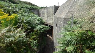 WW2 German Bunkers, Jersey