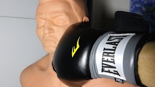 EVERLAST Pro-Style Boxing Training Gloves (STRIKING TEST)