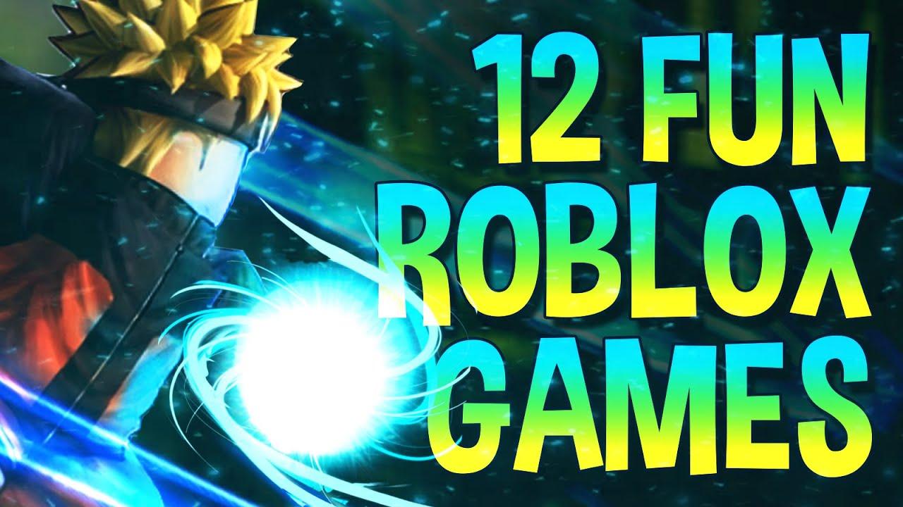 Top 12 Most Fun Roblox games in 2021