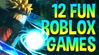 Top 12 Most Fun Roblox games in 2021 screenshot 1