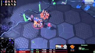 ZvP - Mana vs Tlo - bo3 - Starcraft 2 HD Legacy of the Void - Polski komentarz